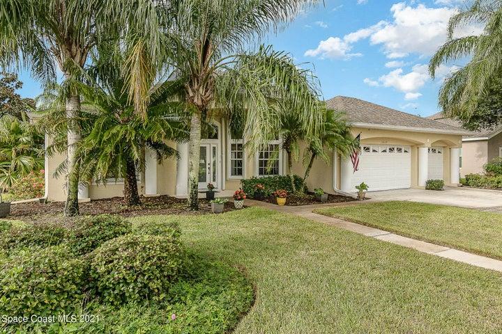 2639 Canterbury Circle, Rockledge, FL 32955