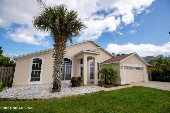 1390 Sanibel Lane, Merritt Island, FL 32952