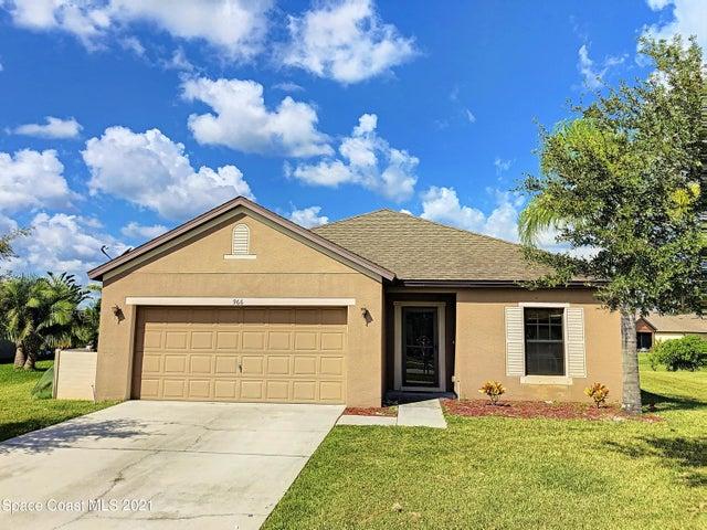 966 Sangria Circle, Rockledge, FL 32955