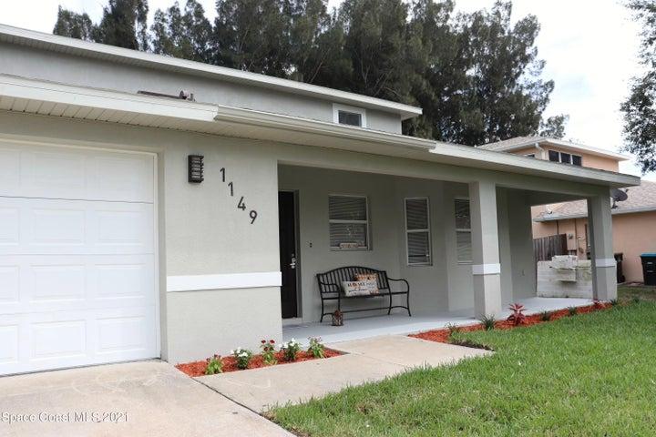 1149 Scyphers Street NE, Palm Bay, FL 32905
