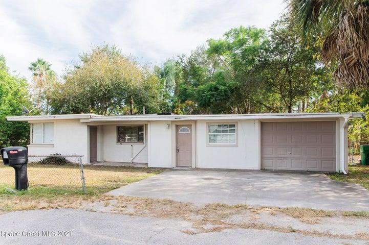 899 Kanawha Street, Cocoa, FL 32927