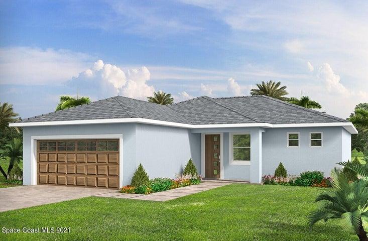 1138 Westunder Street SE, Palm Bay, FL 32909
