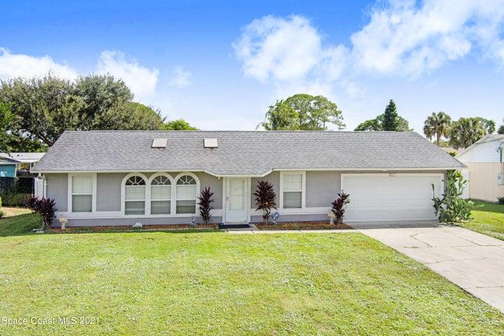 6621 Bancroft Avenue, Cocoa, FL 32927