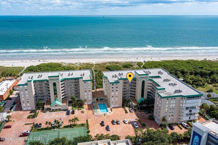 3400 Ocean Beach Boulevard, 609, Cocoa Beach, FL 32931