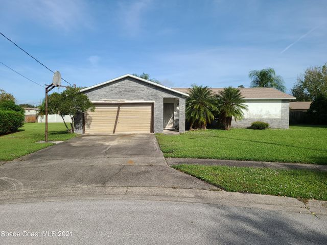 1302 Sherwood Court, Rockledge, FL 32955