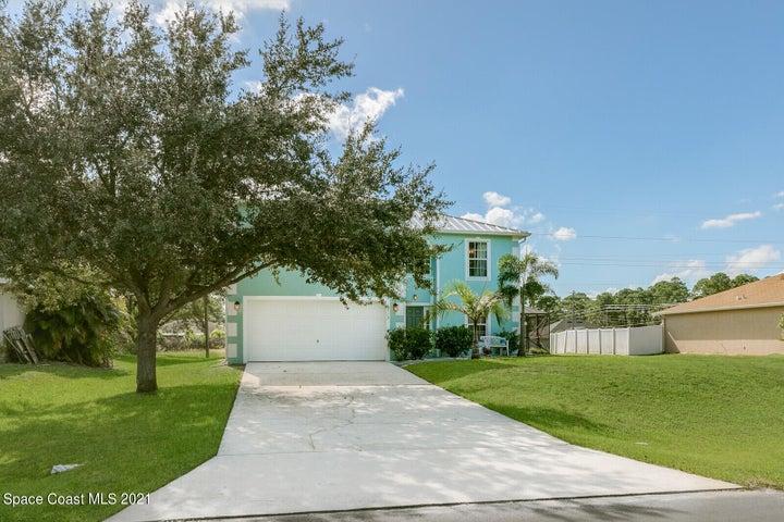 2712 Planet Avenue SE, Palm Bay, FL 32909