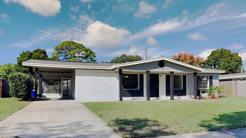 955 Lexington Road, Rockledge, FL 32955