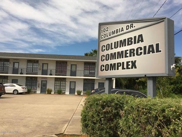 102 Columbia Dr. Unit 204, Cape Canaveral, FL 32920