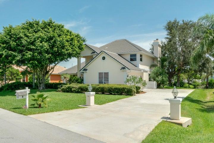 166 Lanternback Island Drive, Satellite Beach, FL 32937