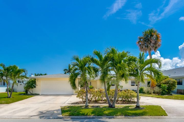 412 Saint Georges Court, Satellite Beach, FL 32937