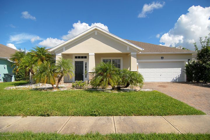 1510 Bridgeport Circle, Rockledge, FL 32955