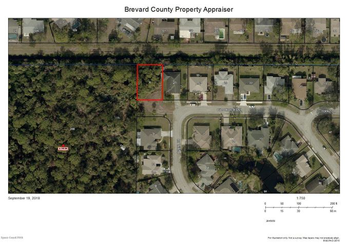 0 Brookview Lane, Rockledge, FL 32955