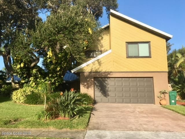 21 Colonial Drive, Cocoa Beach, FL 32931