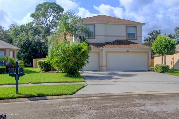 2768 Madrigal Lane, West Melbourne, FL 32904