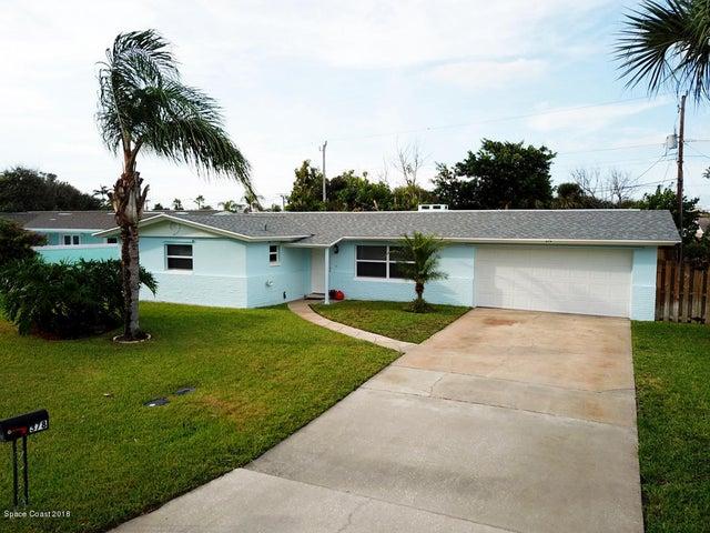 378 Coral Drive, Cape Canaveral, FL 32920