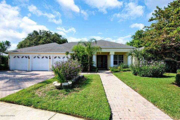1643 Quinn Drive, Rockledge, FL 32955