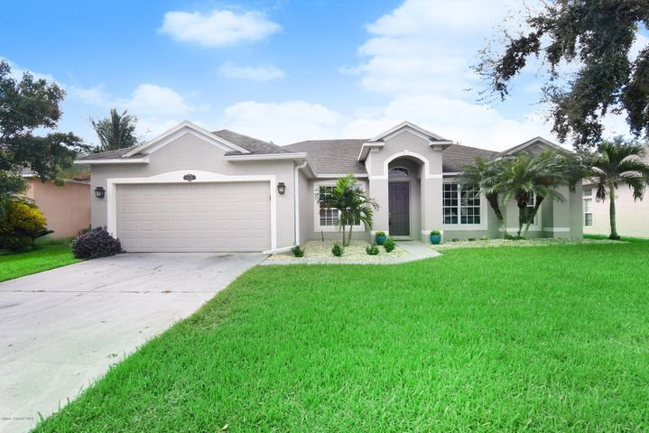 1410 Whitman Drive, West Melbourne, FL 32904