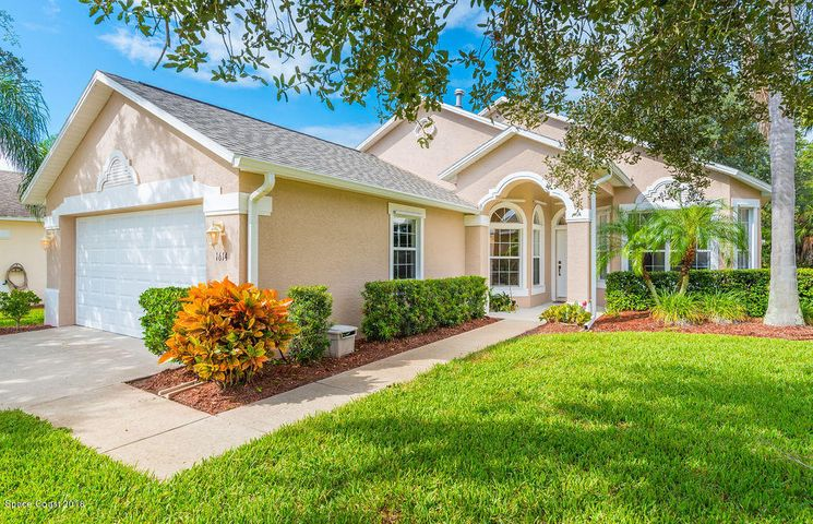 1614 Ficus Point Drive, Melbourne, FL 32940