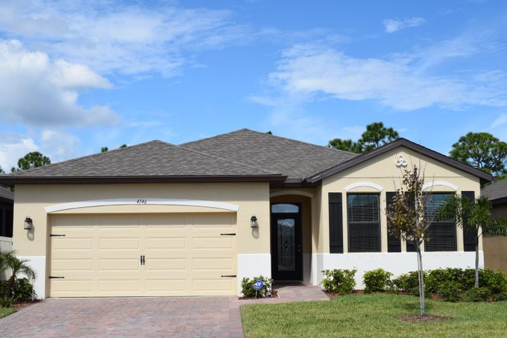 4146 Catgrass Lane, West Melbourne, FL 32904