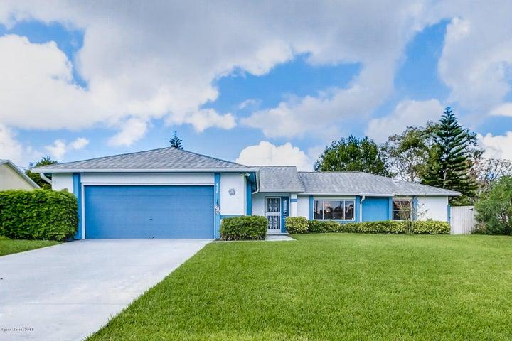 412 Rome Avenue, Palm Bay, FL 32907