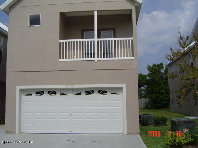 8534 Elbow Key Court, Cape Canaveral, FL 32920