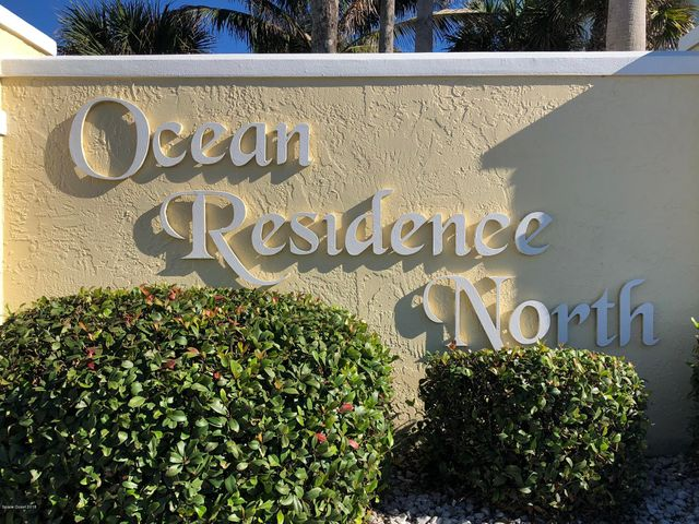 255 Ocean Residence Court, Satellite Beach, FL 32937