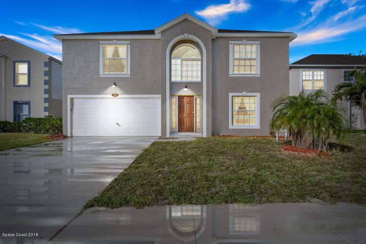 3032 Chica Circle, West Melbourne, FL 32904