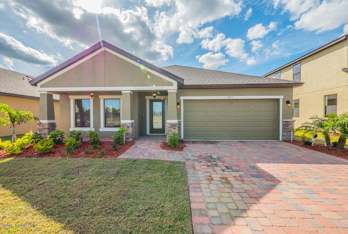 4051 Dragonfly Drive, West Melbourne, FL 32904