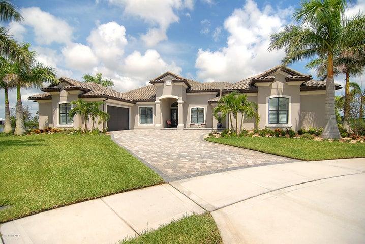 3358 Imperata Drive, Rockledge, FL 32955