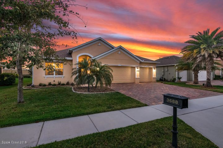 3688 Hollisten Circle, Melbourne, FL 32940