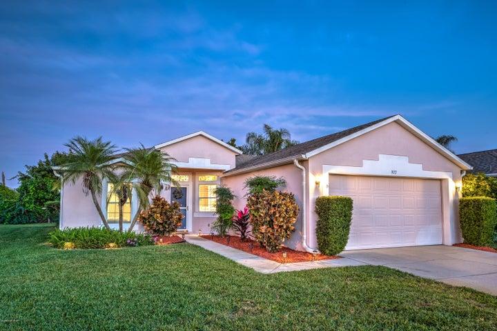 977 Villa Drive, Melbourne, FL 32940