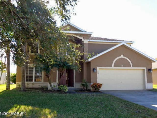359 Tunbridge Drive, Rockledge, FL 32955