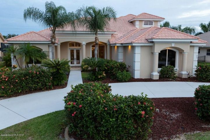 347 Lanternback Island Drive, Satellite Beach, FL 32937