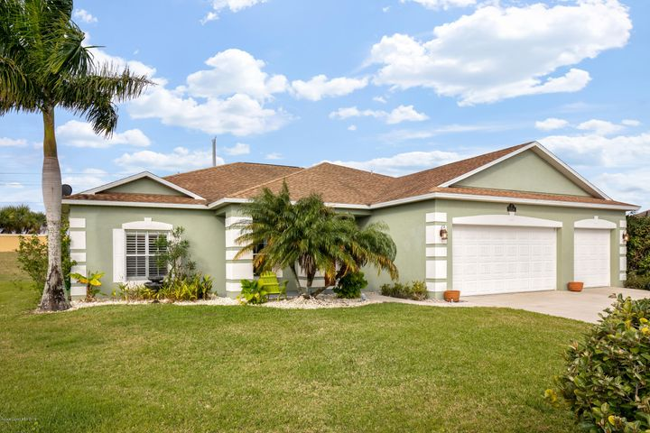 5214 Bacup Court, Rockledge, FL 32955