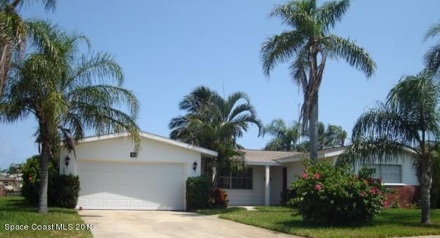 423 Aruba Court, Satellite Beach, FL 32937