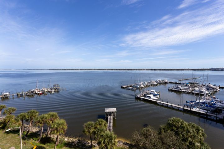 15 N Indian River Drive 801, Cocoa, FL 32922