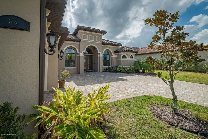 914 Casa Dolce Casa Circle, Rockledge, FL 32955