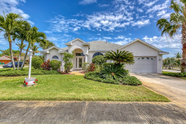 1 Indian Harbour Court, Indian Harbour Beach, FL 32937