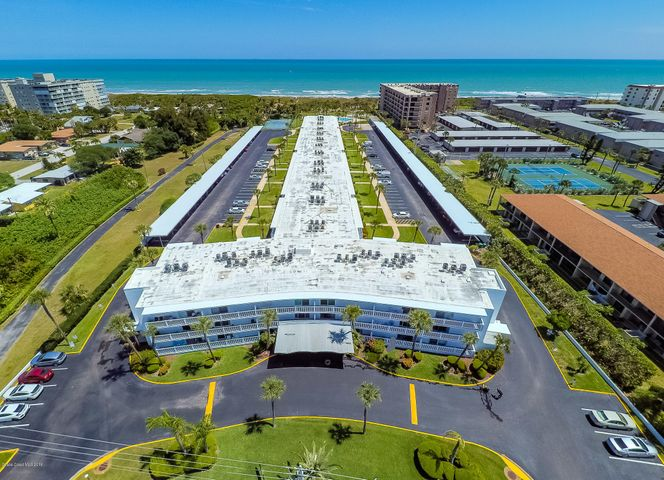 Saturn Condominium Cocoa Beach