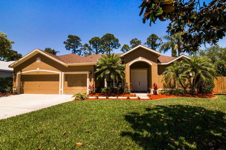 418 Stonehenge Circle, Rockledge, FL 32955
