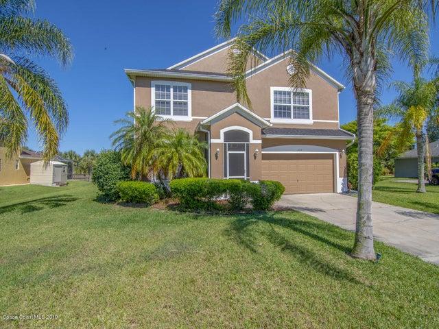 321 Allison Drive, Palm Bay, FL 32908