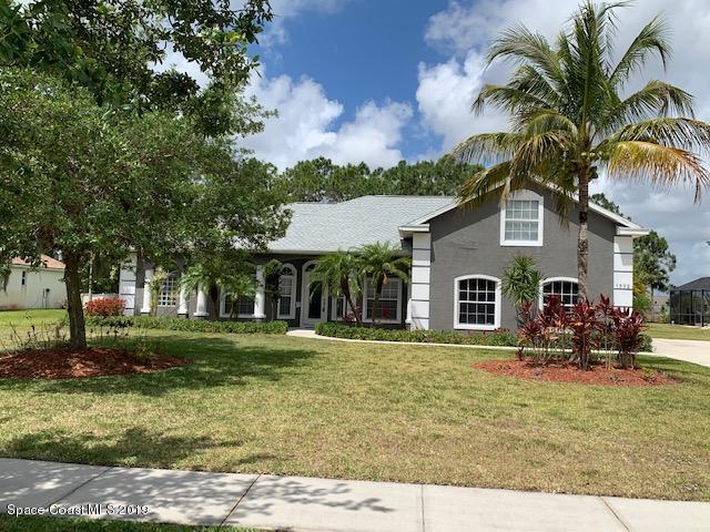 1772 Winding Ridge Circle, Palm Bay, FL 32909