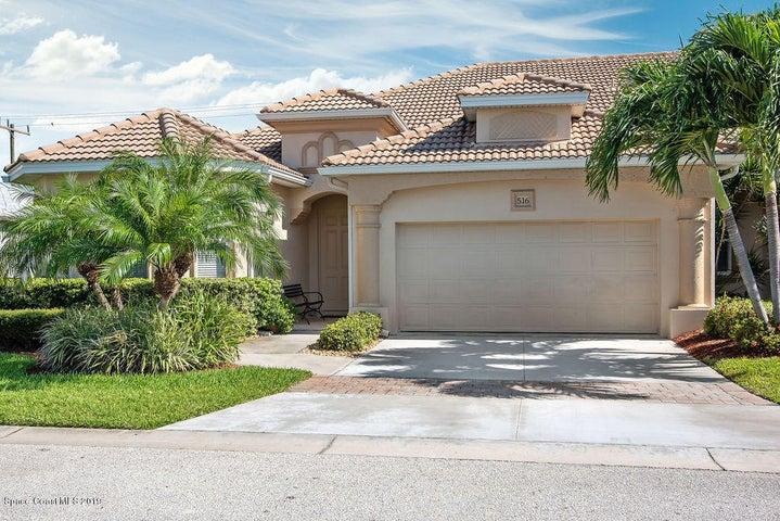 516 Siena Court, Satellite Beach, FL 32937