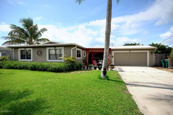 432 Penguin Drive, Satellite Beach, FL 32937