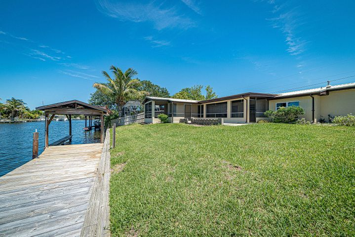 437 N Neptune Drive, Satellite Beach, FL 32937
