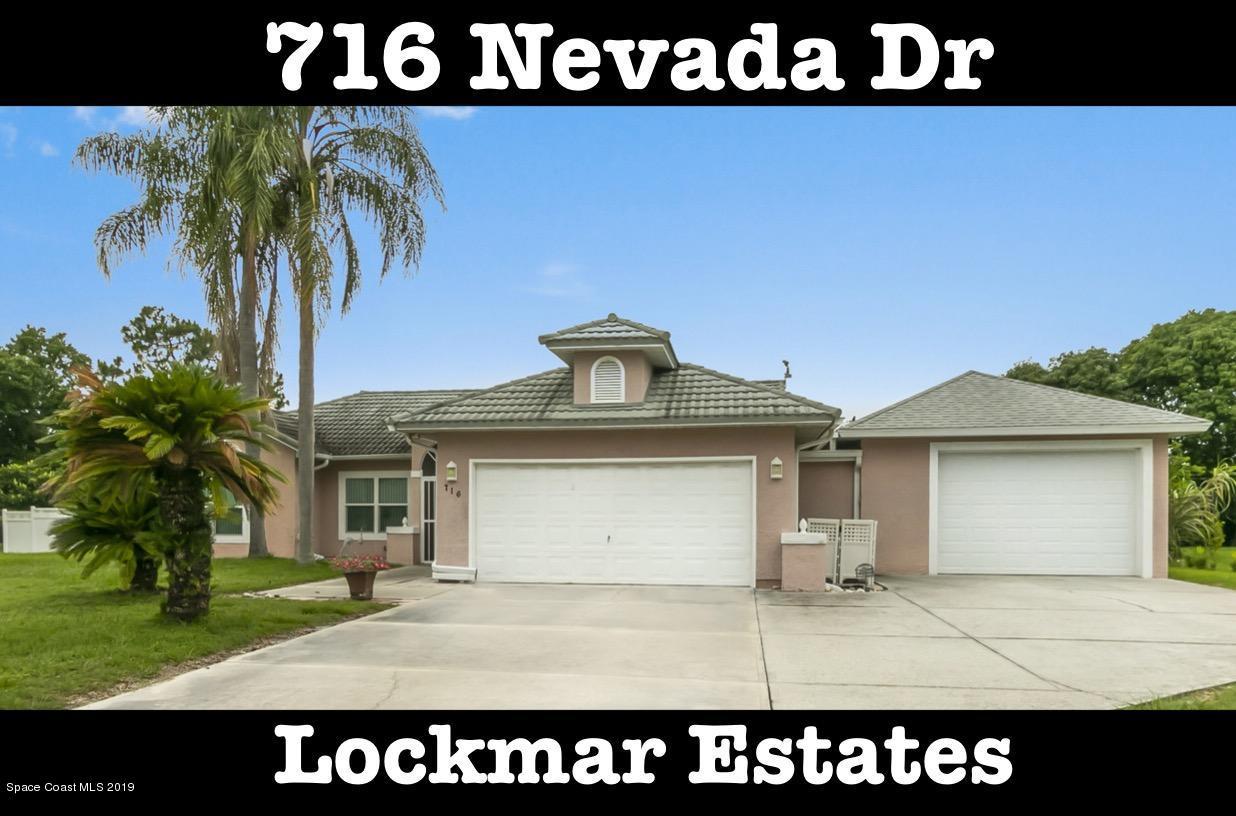 716 Nevada Drive, Palm Bay, FL 32907