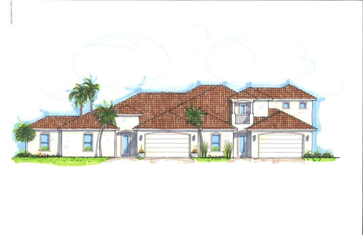 843 Aquarina Boulevard, Melbourne Beach, FL 32951