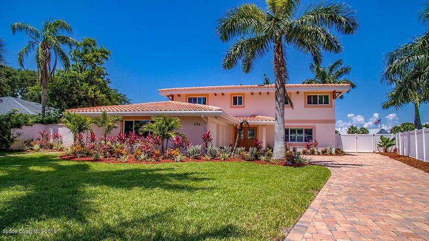 1754 Bay Shore Drive, Cocoa Beach, FL 32931