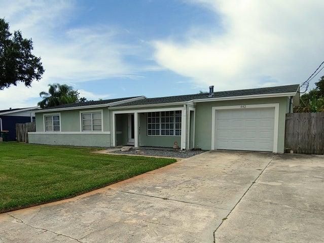 442 Nautilus Drive, Satellite Beach, FL 32937