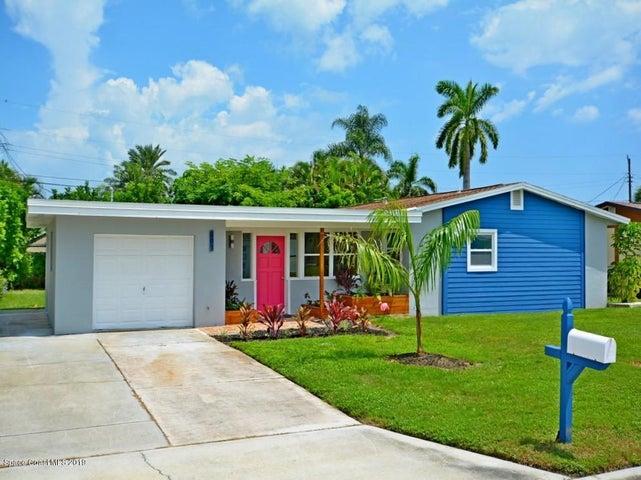 201 SE 1st Street, Satellite Beach, FL 32937